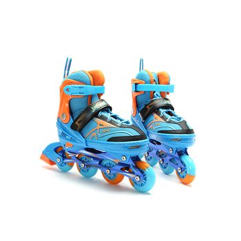 PU Wheel Comfortable Breathable Roller Skates Shoes