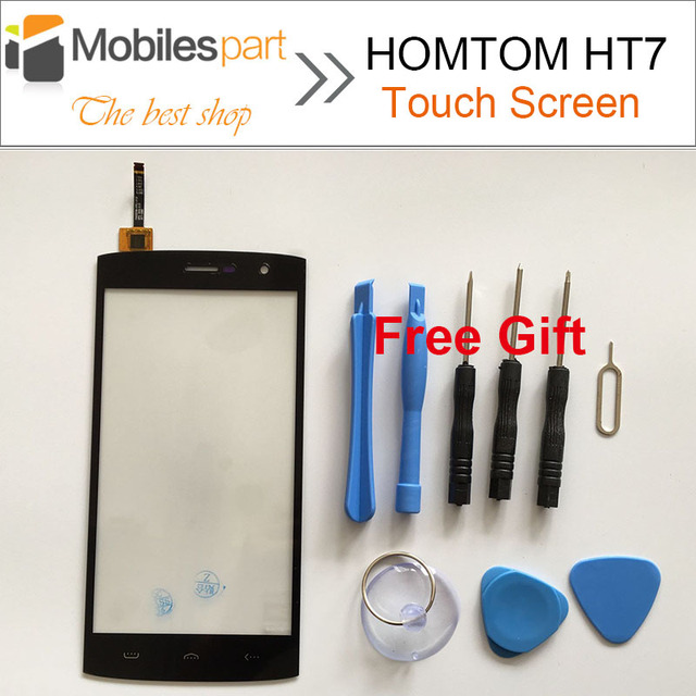 HOMTOM HT7 Touch Screen 100% Original Panel Digitizer Replacement Screen Touch Diaplsy For HOMTOM HT7 Smartphone In Stock