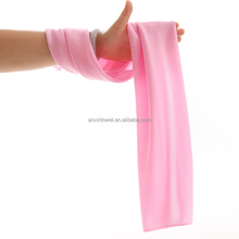 pure color great texture chilly pad cooling towel