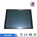 21.5 Inch fanless Industrial Panel pc with Resistance / Capacitive touch