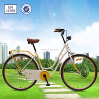 2015 promotion cheap retro city star bike with steel frame and fork