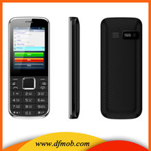 Factory Direct Price GSM 2.4INCH Dual SIM Card FM Unlocked Quad Band GPRS Cellphone C503