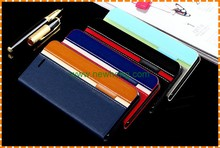 PU smartphone Wallet Leather Case for iPhone 6 plus
