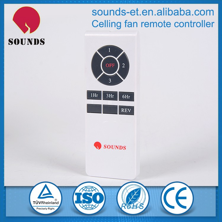 Remote control for home appliances celling fan remote controller