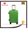 new design fashion ABS+PC film cheap luggage set