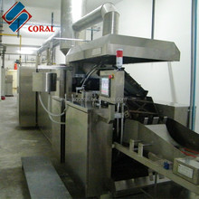 CORAL Gas Wafer Making Machine/High Efficiency wafer Baking oven/Wafer making machine