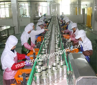 20% cut off canning salmon processing line From China supplier