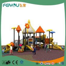 Naughty tropical rain forest series and large outdoor playground play station forchildren play