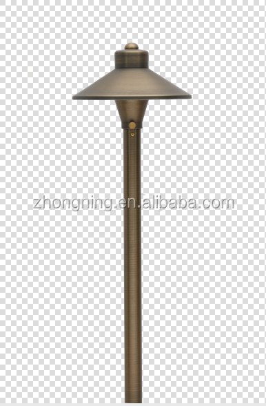 12v brass outdoor light pillar light led street light module