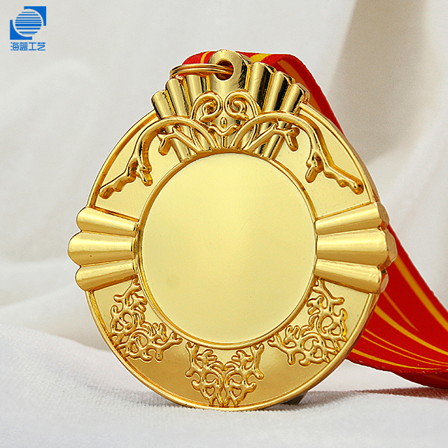 Customize Blank Sports Medals