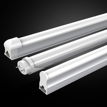 CE/Rhos/ETL Replace fluorescent tube T5 day white SMD2835 Frosted Cover 20W 4ft Integrated T8 Led Tube Light 2ft