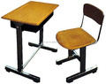 Cheap price school furniture student desk Flyfashion SF-06S