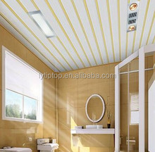 Promotional sale wall pannel, pvc wall panel, durable ceiling roof material