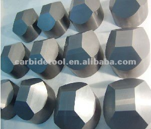 cemented carbide 6 facet anvils (blanks)
