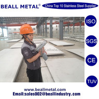 201 202 304 316 410 430 1mm 6mm thick stainless steel plate manufacturer
