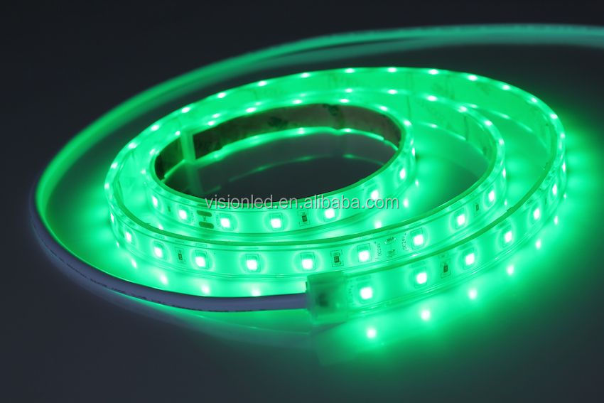 3528 SMD LED Flexible strips light, waterproof