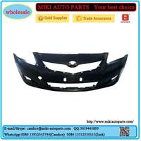 Parts For yaris 2008 front bumper with hole