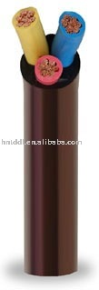 Power Cable Low Voltage Copper Conductor XLPE Insulated Waterproof Lead Sheathed CU/XLPE/Lead