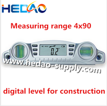 High qulaity self balancing angle digital spirit level
