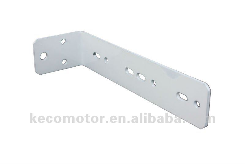 KECO Electric curtain bracket with Curtain Motor wall-mounting the curtain track