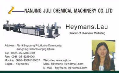 SHJ50 Co-Rotating Twin Screw Extruder for PP /Nylon /PA6 / PA66 + Glass Fiber masterbatch