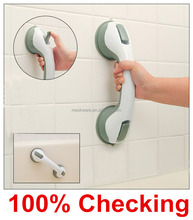 Hot sale bathroom helping handle/strong suction shower handle/ handle grip
