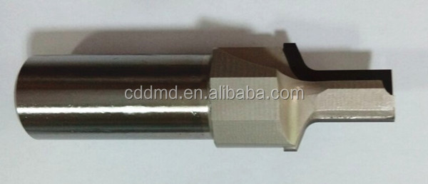 PCD forming router bit Diamond router bit for nesting PCD route bit nesting