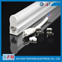 Aluminum 18W cool white T5 LED tube with 120 degree beam angle