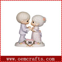 brand new lovely personalized ceramic handmade decor statue