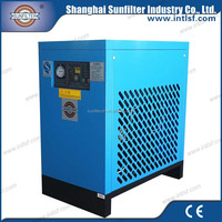 Electric portable air compressor with air brake compressor