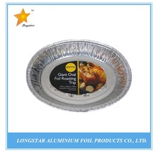 aluminium foil food containers taken away candle container with lid for food packing
