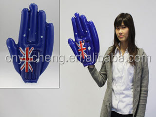 inflatable hand/hand/glove/cheer hand