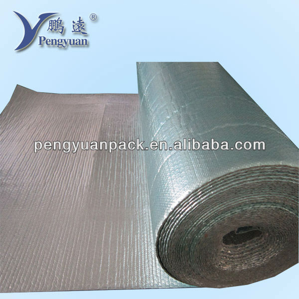 Exterior wall waterproof insulation material