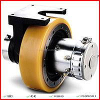 Motor Driving Wheels With Ac Motor