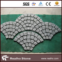 Natural Outdoor Pattern/Fan Pattern Stone Pavers