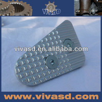 high quality precision motorcycle foot plate
