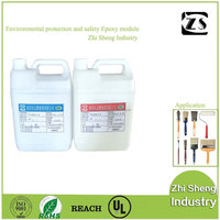 High bonding strength double - compounds price liquid epoxy resin for brush (Direct factory)