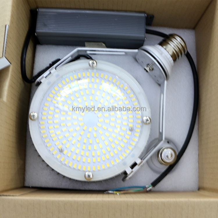 180 degree retrofit bulb e27 e40 150w led street light