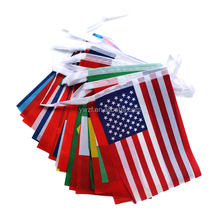 the United Nations many countries' string flag for assembly