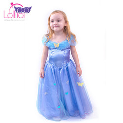 OEM accepted cheap carnival cinderella princess dresses