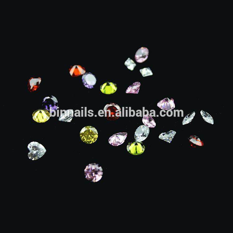 BIN Bulk Wholesale Point Back Acrylic Rhinestones