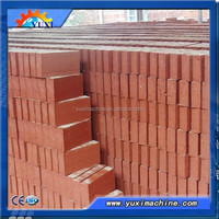 2015 Lastest technology Tunnel Kiln for Firing Red Clay Brick