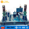 Automatic bending machine for underground engineering