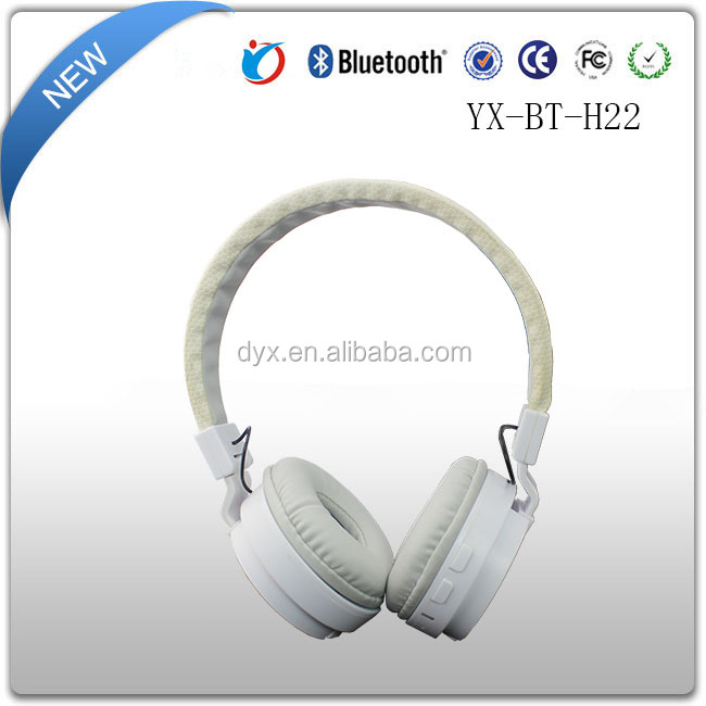 Superior Quality Stereo Low Price OEM Sport Promotional Wireless foldable bluetooth custom dj headphones wholesale