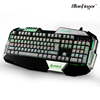 Cheaper factory USB Wired ergonomic gaming keyboard for desktop laptop