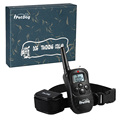 JF-998DR Waterproof Performance Remote Dog Training Collar with Charger and LCD Screen