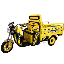 New model moped electric open body tricycle cargo tricycle