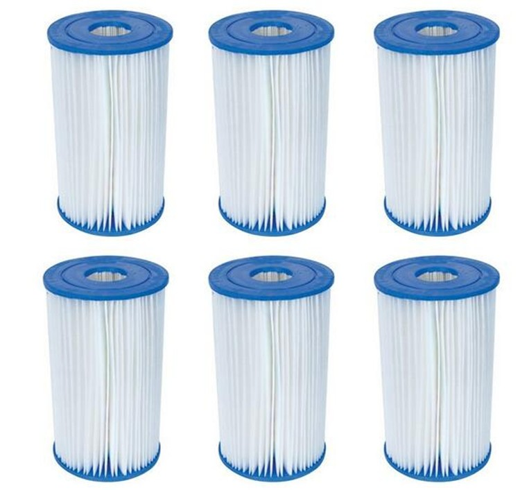 Jazzi spa swimming pool koi pond cartridge filter buy for Bestway pool for koi