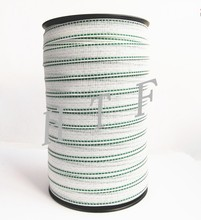 electric fence tape ribbon from taian plastic company