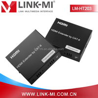 LM-HT203 HDMI Extender 60m over single Cat5e/6 with local ouput